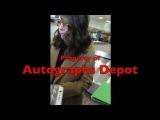 Мариса раздает автографы / 16 января 2014, Солт-Лейк-Сити
