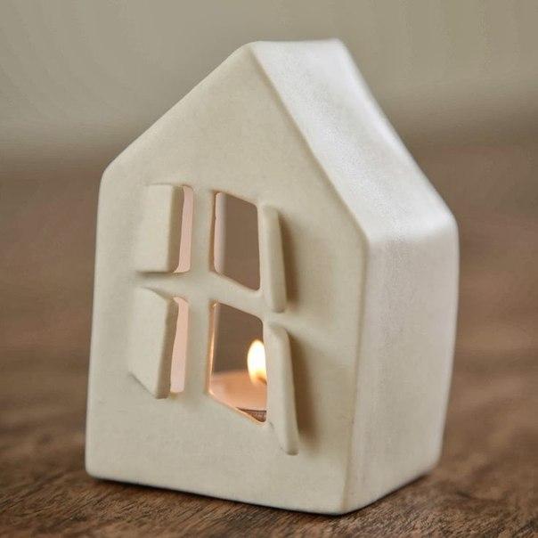 Домик для свечи (8 фото) - картинка