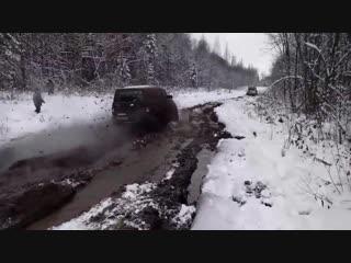 uaz patriot зимний off-road