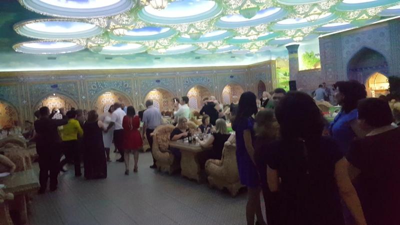 Банкеты вместе с рестораном Шах