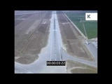 Plane Landing in 80s Beirut, POV in HD from 35mm
