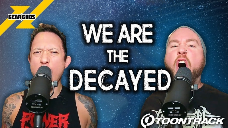 MATT HEAFY and TREY XAVIER - We Are The Decayed (OFFICIAL MUSIC VIDEO) | GEAR GODS