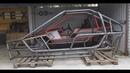 Багги своими руками.Изготовление каркаса.How to make a buggy.