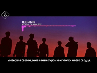 [7 FOR 7] GOT7 - Teenager [русс. саб]