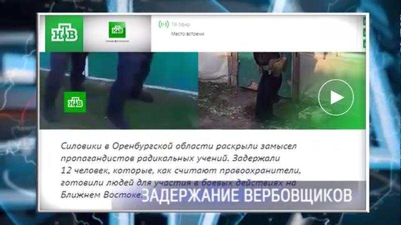 В Оренбуржье задержали 12 вербовщиков террористов