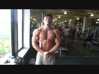 Steven Cao -Young and Aesthetic- Fitness Motivation