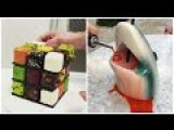 most satisfying video cake Awesome New  technique  Videos worth watching more than once