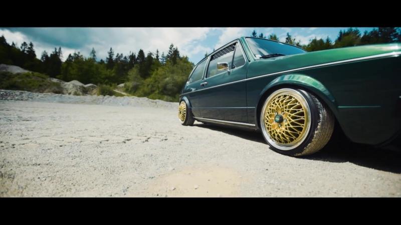 VW GOLF MK 1 GTI on BBS E52 ★ FLGNTLT SHORTCUT