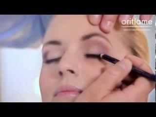 Как правильно красить глаза карандашом