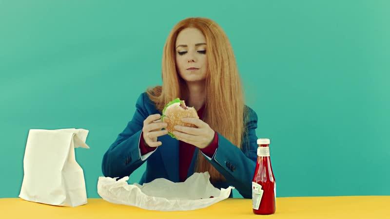 Лена Катина - Макдоналдс (визер)