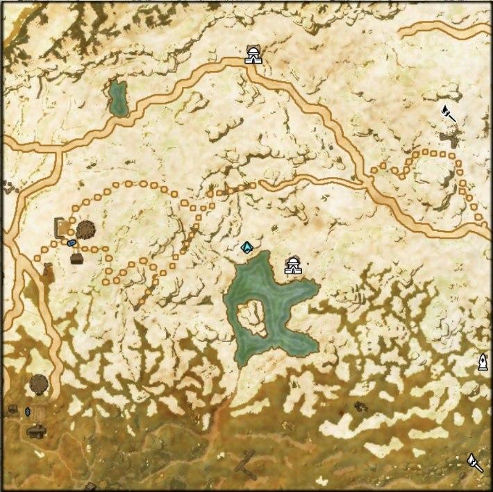 TreasureMaps : Discontinued & Outdated : Elder Scrolls Online AddOns