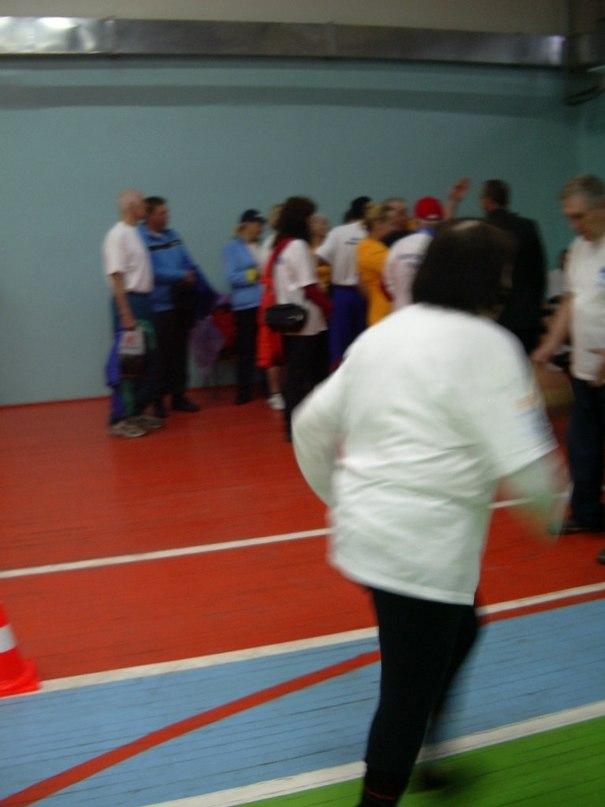 Спартакиада «Спортивное долголетие» (возраст от 60-ти лет)