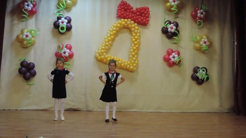 Смуглянки Танец Элины и Ренаты