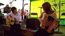 Shona Kipling Andrew Watt play some reels at Leigh Folk Festival 28 06 2009