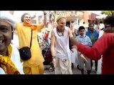 Харинама Индрадьюмна свами Рамай пандит г Бхаратпур 3 02 2018г