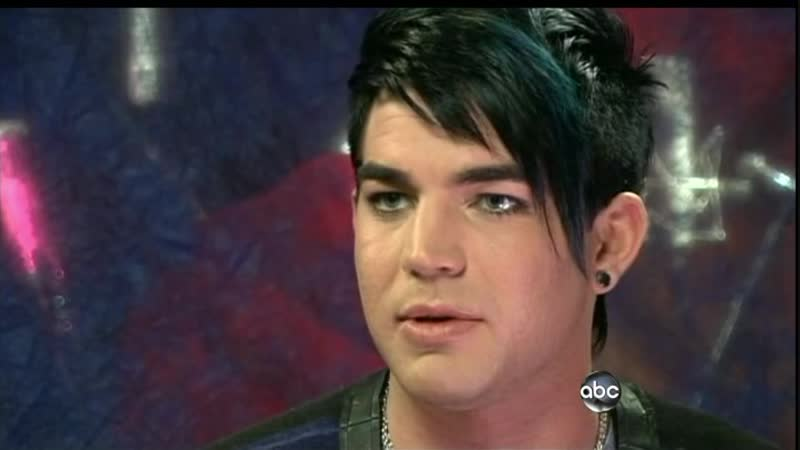 Adam Lambert - Interview 20/20 - 12/06/2009