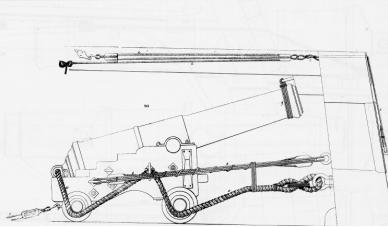 Пушка из дерева своими руками чертежи