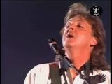 Paul McCartney Let Me Roll It (630) Live in Charlotte (15.006.1993)