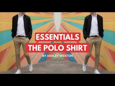 The Polo Shirt - Men's Wardrobe Essentials - Navy, Black, White, Pique, Silk, Cotton