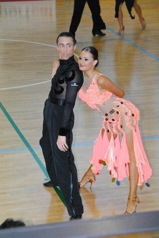 Е класс бальные танцы платья