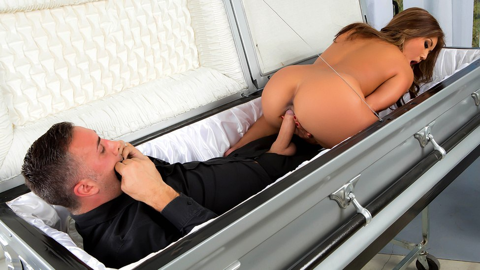 Brazzers - Rest In Big Cock Peace
