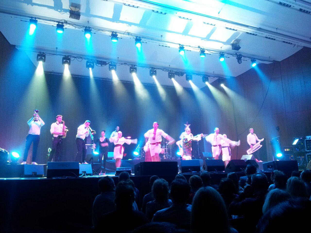 Концерт Верки Сердючки в Германии