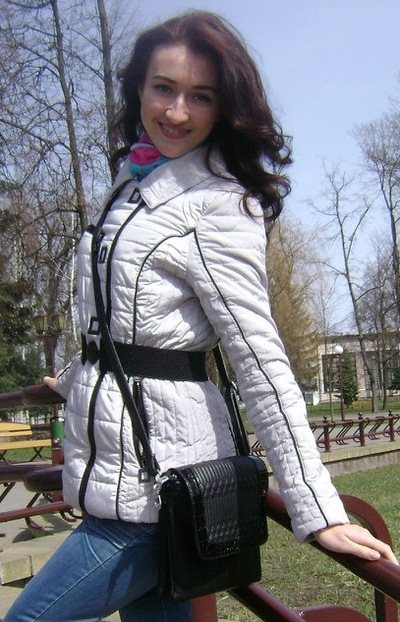 Марина Алехно, 21 апреля 1993, Бобруйск, id27438733
