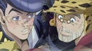 JJBA Diamond is Unbreakable - Josuke meets his father Joseph Joestar