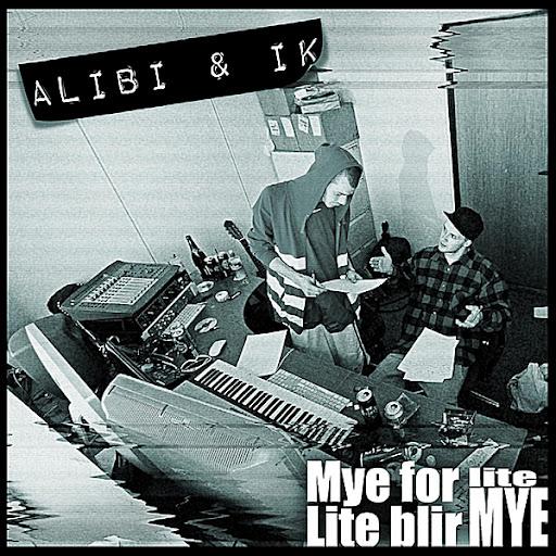 Алиби альбом Mye for Lite, Lite Blir Mye