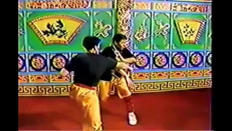 Kung Fu Theater_ Sifu David Louie, Yau Kung Moon