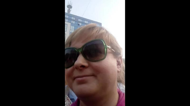 митинг в Новосибирске по поводу повышения пенсионного возраста с собой
