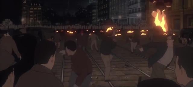 Поліція VS Демонстранти