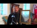 Нерукотворные образы Спасителя и матроны Себинской Московской Тульская епархия 2018
