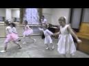 Открытый урок детской хореографии в студии восточных танцев Ферюза 27.12.13 - полька 1 группа