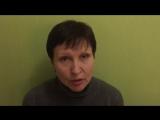 Актириса Нина Персиянинова против нарушений на свалке