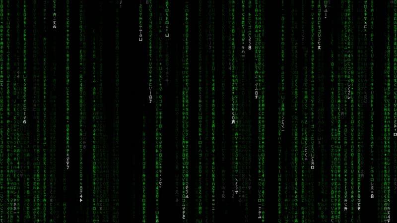 Матрица / Matrix