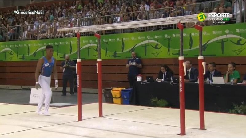 Diallo Thierno ESP PB EF @ Portugal 2018