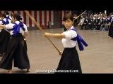 Naginata - Tokyo Budokan Reopening Events August 2012