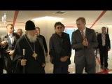 Патриарх Кирилл посетил стадион футбольного клуба «Спартак»