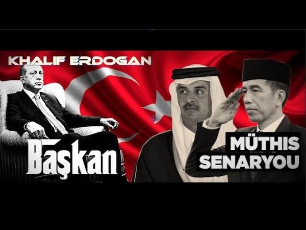 Erdoğan Halifeliğini ilan ettiğinde Biat edecek 10 Ülke! 50k Aboneye ÖZEL!