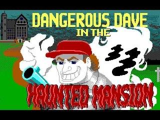 Old-Hard.ru - Games. Выпуск 7. История серии Dangerous Dave.