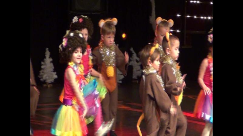 Танец Чунга-Чанга(Junior)