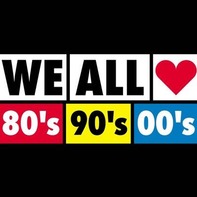 We all love 80s 90s 00s vk malvernweather Gallery