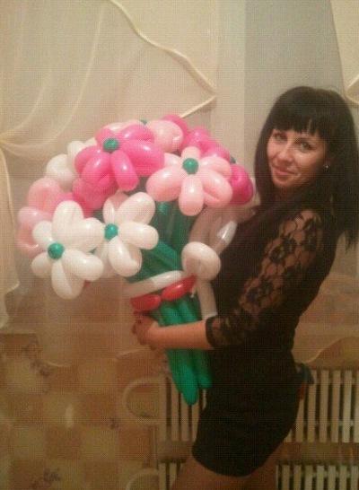 Мария Попова, 30 мая 1990, Иркутск, id110206879