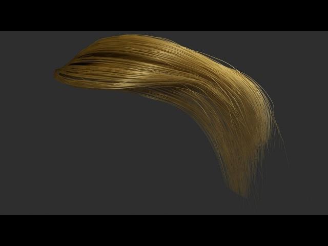 3DS Max - Hair - Part 1