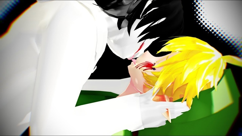 MMD Im Going [Jeff The Killer X Ben Drowned]