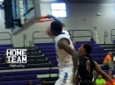 14 Year Old Udoka Azubuike DUNKS All Over Defenders At Hoop Exchange Center Court