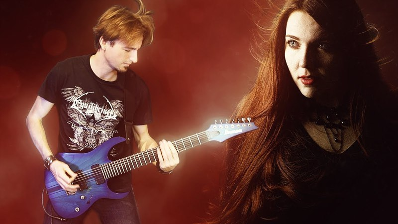 🎸 NIGHTWISH - Last Ride Of The Day 🎤 Cover by Alex Luss feat. Alina Lesnik