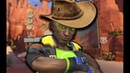 When McCree borrows Lucio's decks for the afternoon