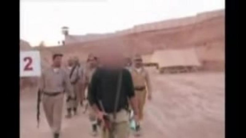 Mossad training kurdish peshmergas in northern Iraq